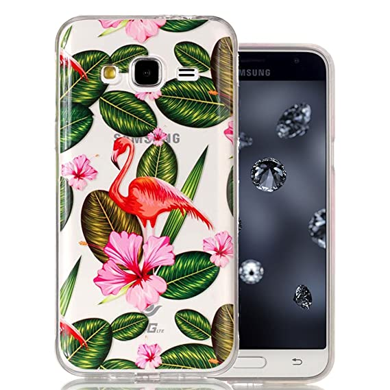 Amazon com: Clear Samsung J3 Case, Galaxy J3 2016 Case