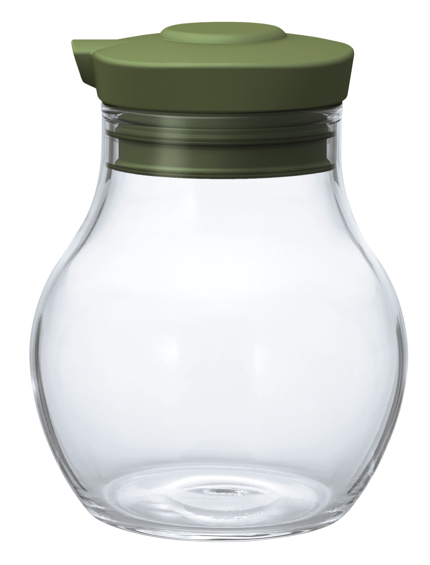 Hario Soy Sauce Bottle, 120ml, Olive Green