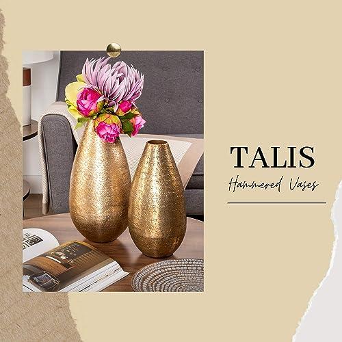 Torre Tagus Talis Hammered Vase