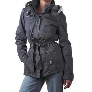 Roxy abrigo corto Squall, Nomad, mujer, XCWJK404, nomad, small: Amazon.es: Deportes y aire libre