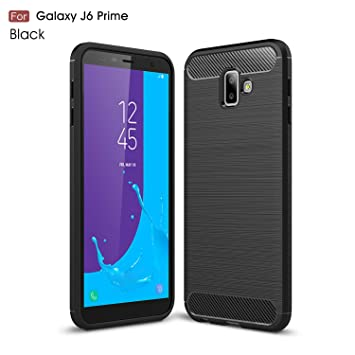 Sportfun Funda Samsung J6 Plus 2018, Ultra Delgado Protectiva Carcasa Case Cover de Silicona para Samsung Galaxy J6 Plus 2018