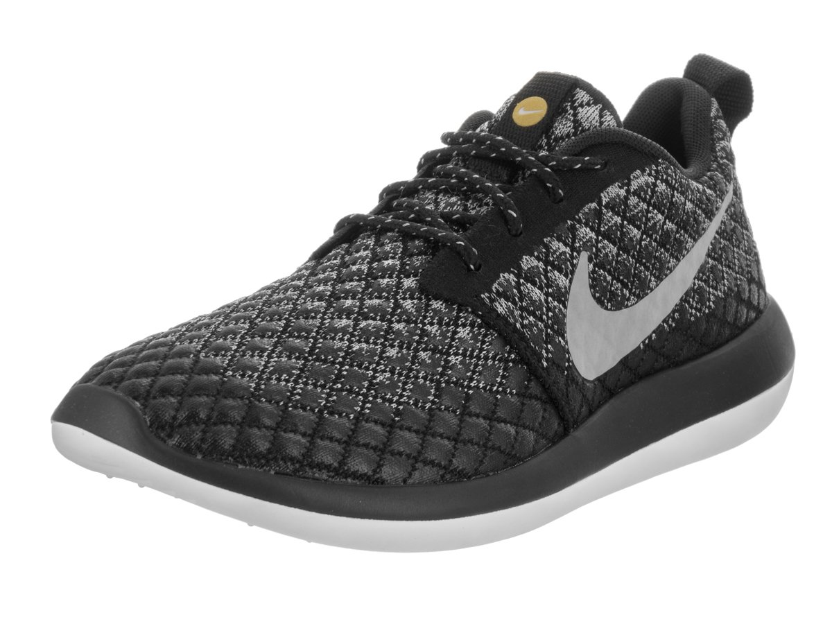 separation shoes a2769 70c3e Galleon - Nike Women s Roshe Two Flyknit 365 Wolf Grey Wolf Grey Black  Running Shoe 9 Women US