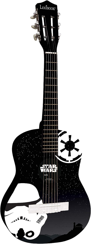 Star Wars K2000SW Guitarra Clásica, Madera, 6 Cuerdas, Incluye ...