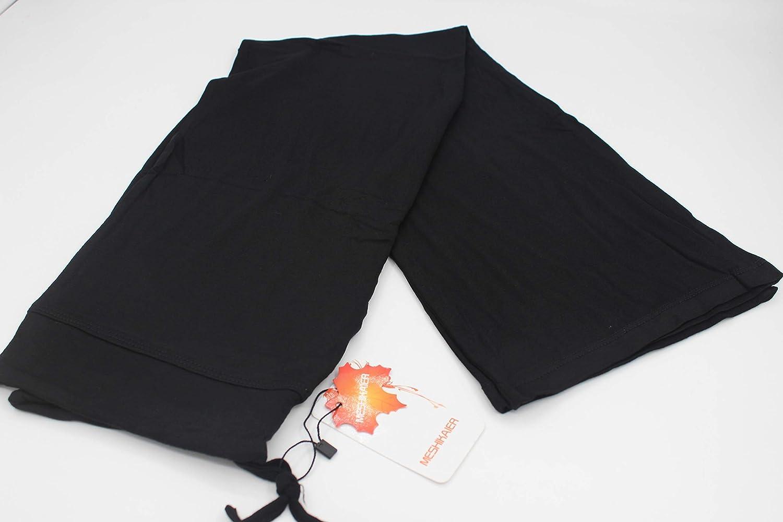 MESHIKAIER Super Soft Women Stretch Yoga Pants Fitness Pants Sport Pants Dance Pants Casual Pants Running Pants Workout Pants for 4 Seasons