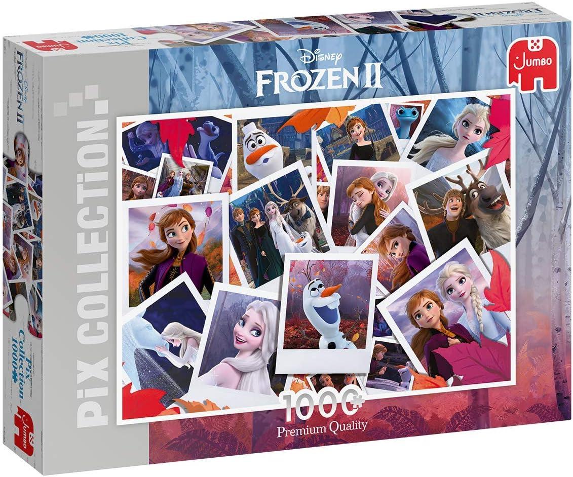 Jumbo Disney Pix Collection Frozen 2 x 1000 piezas
