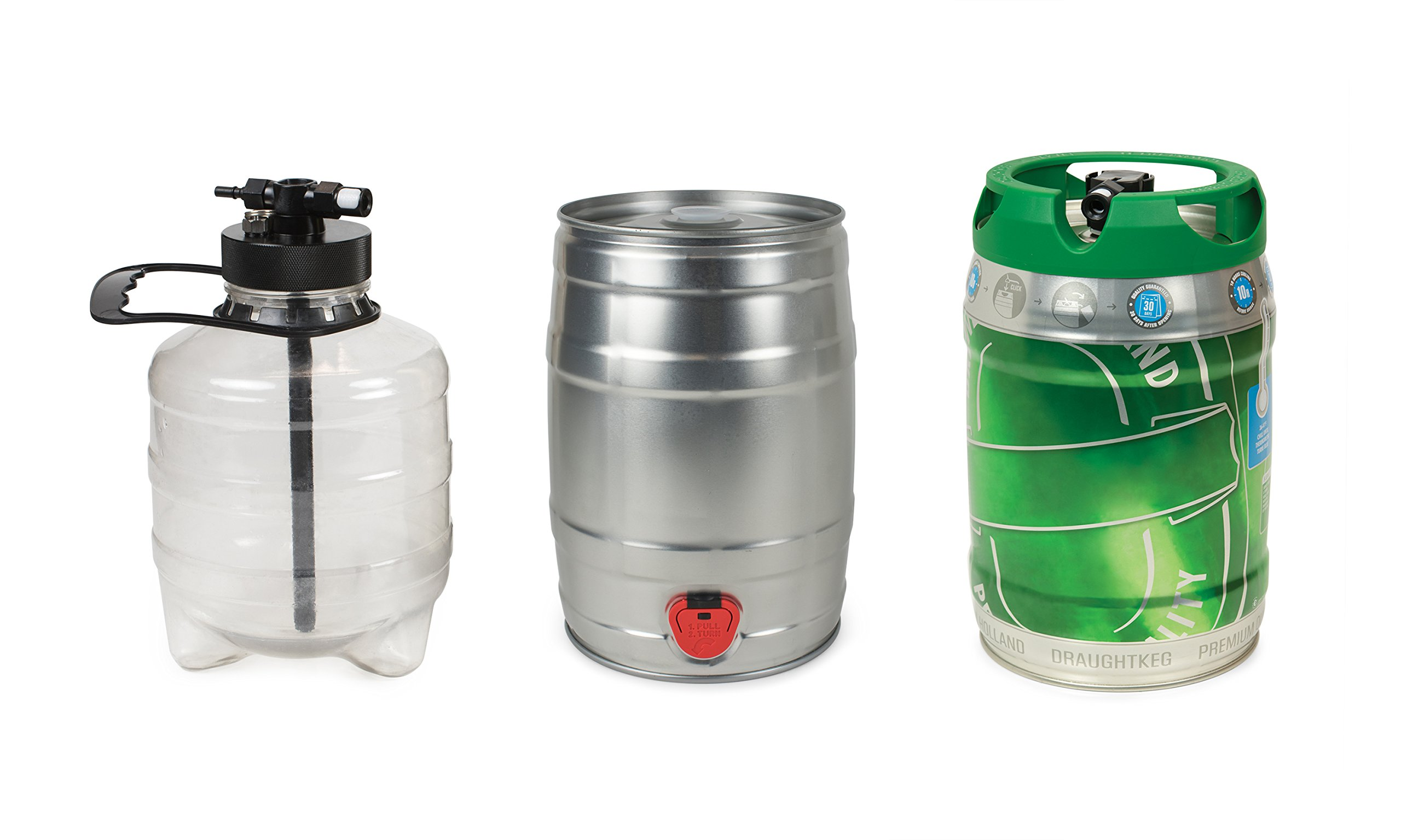 Nostalgia CBD5 Homecraft On Tap Beer Growler Cooling System by Nostalgia (Image #5)