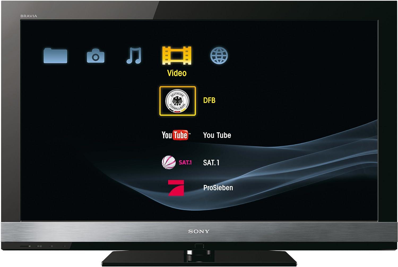 Sony Bravia KDL40EX705- Televisión Full HD, Pantalla LED 40 ...