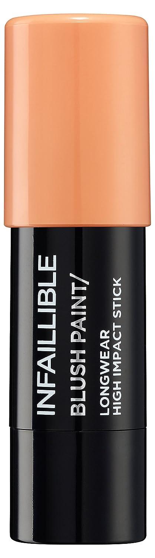 L'Oréal Paris Infaillible Paint Blush Viso in Stick, 02 Tangerine Please L' Oréal Paris 3600523354474