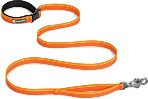 RUFFWEAR - Flat Out Dog Leash, Adjustable Lead with Padded Handle