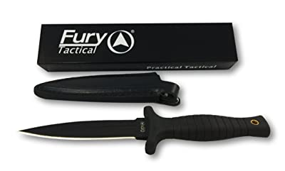 Fury Tactical Boot Knife