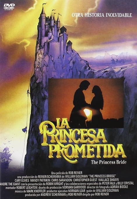 La Princesa Prometida [DVD]: Amazon.es: Cary Elwes, Mandy ...