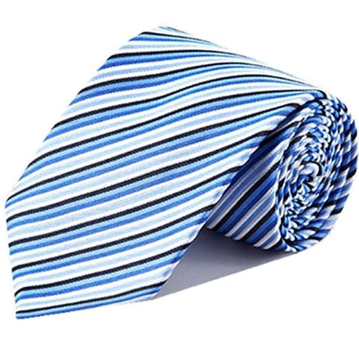 YYB-Tie Corbata Moda Corbata de Seda para Hombre Productos de Moda ...