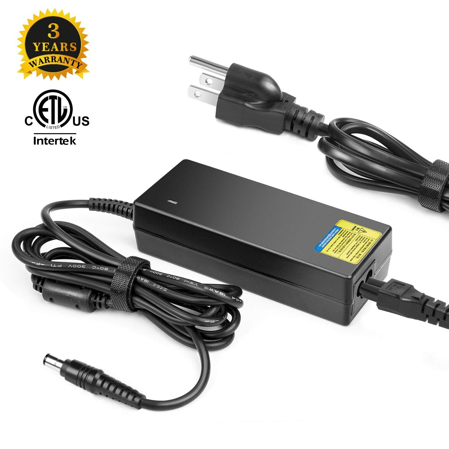 TAIFU 24V AC Adapter Charger for Zebra Barcode Printer GX430 GX420 GT800 GT820 GX420d Gk-420d Part Number :808101-001 9NA1000100 by TAIFU (Image #1)