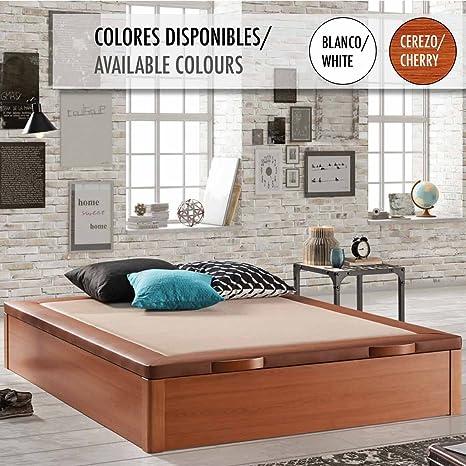 COMODON - Canapé Wood Cerezo 120X200 cm