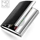 NOMĒ Slim Business Card Holder - Credit Card Pocket Wallet