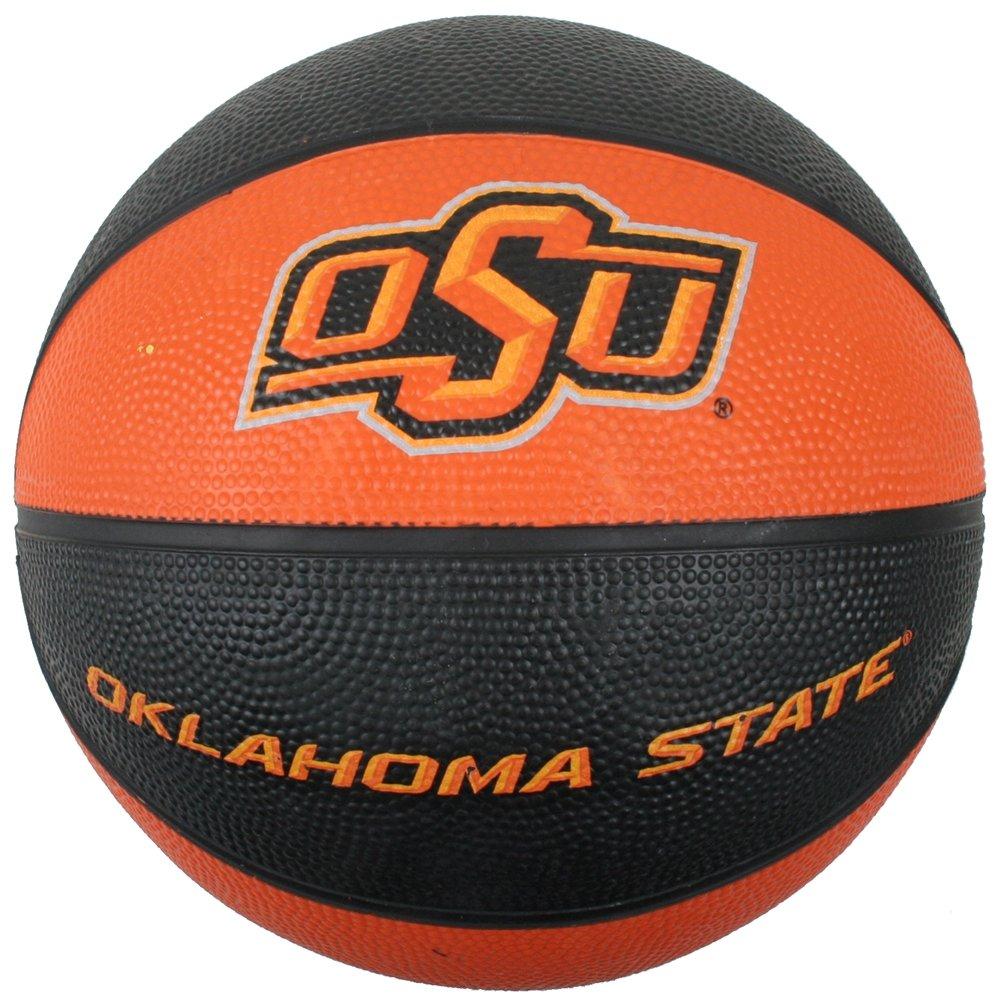 Oklahoma State Cowboys Mini Rubber Basketball B01HQXZLDO