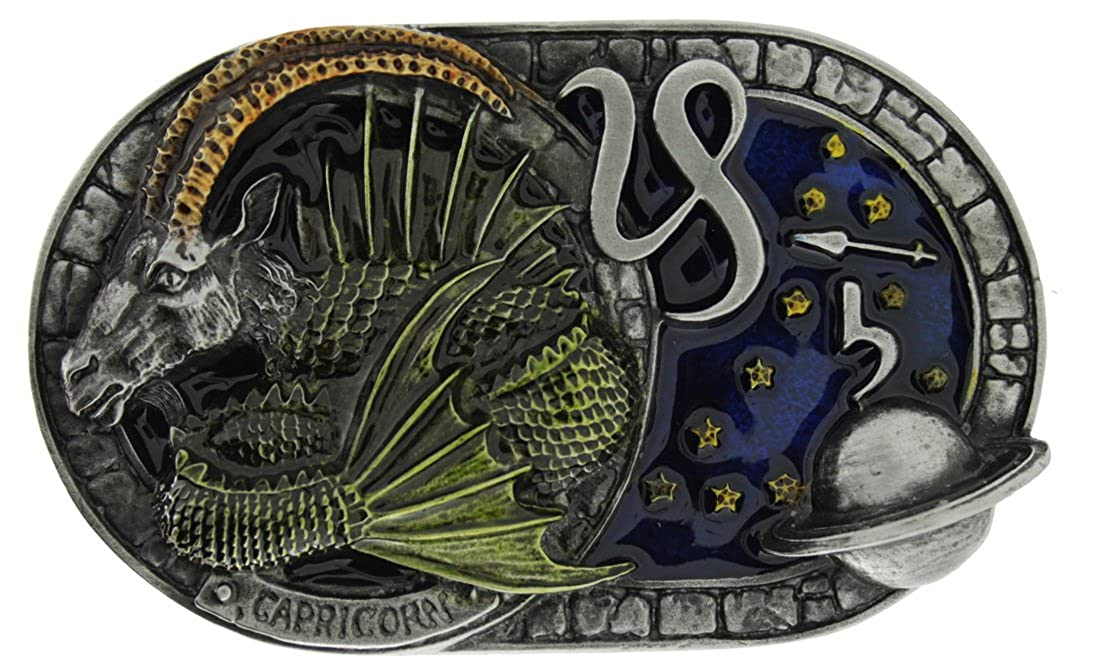 Zodiac Star Signs Belt Buckles in one of my Presentation boxes.