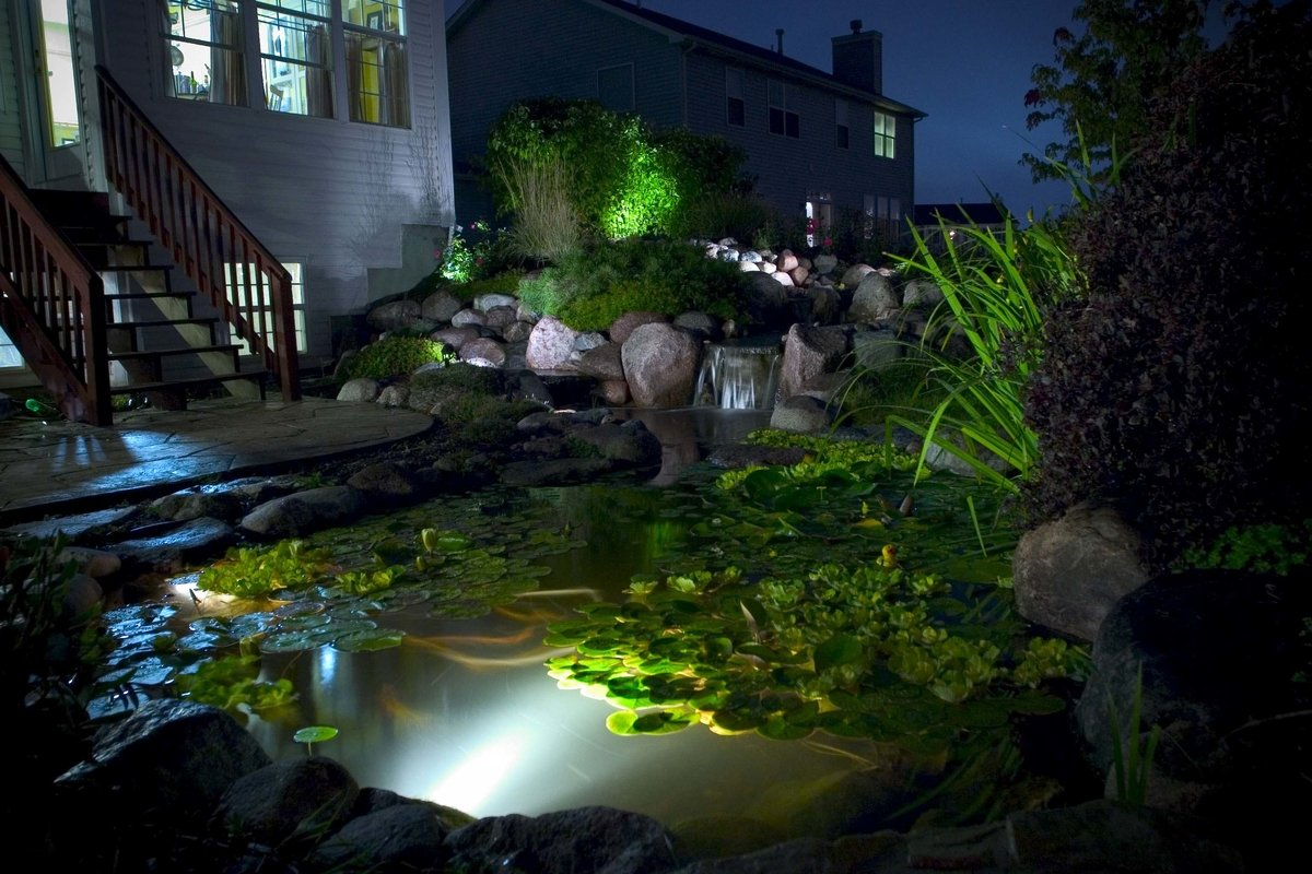 Aquascape LED Garden and Pond Lighting Six Pack 84045 6