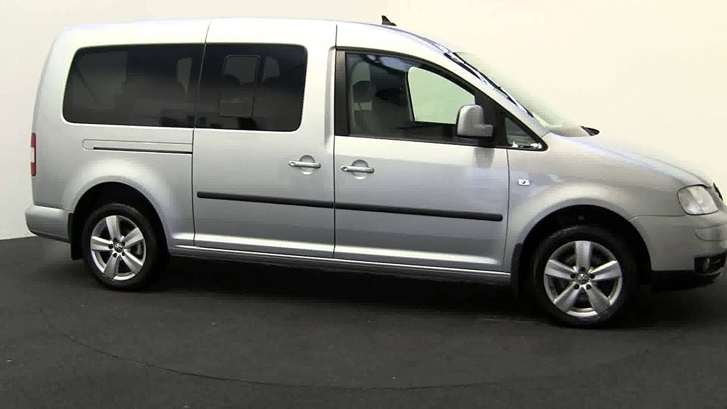 PSSC Pre Cut Front Car Window Films for VW Caddy Maxi 2008 to 2013 05/% Very Dark Limo Tint