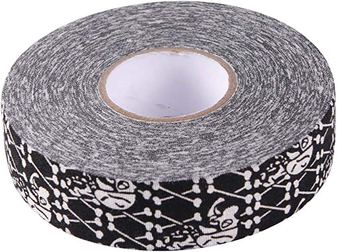 COLDINDOOR Cloth Hockey Tape for Ice Hockey Sports Colored Tape 1 PCS