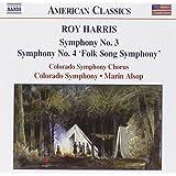 Symphony Nos 3&4
