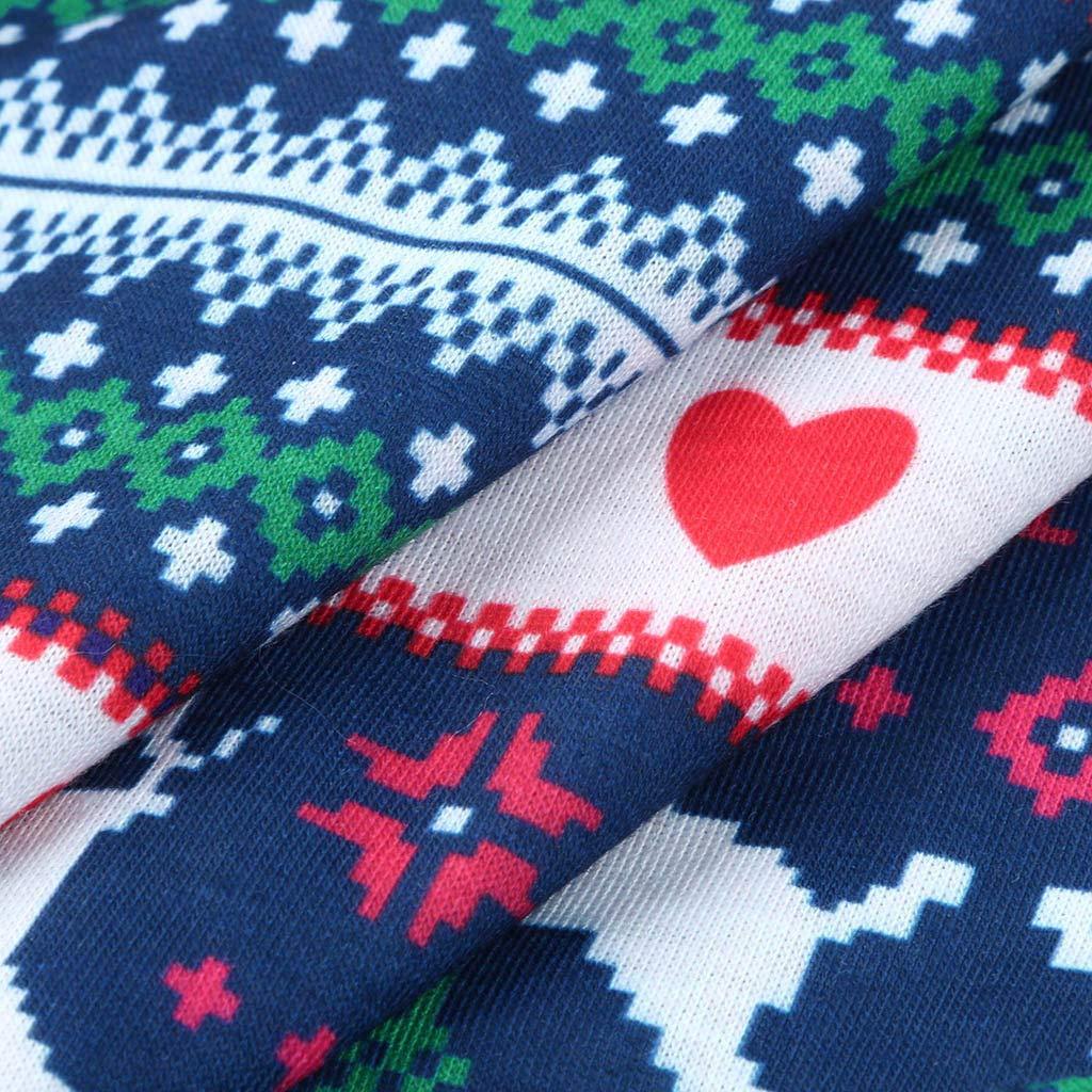 ZYUEER Umstandskleidung Damen Nursing Hooded Christmas Pockets Oberteile Stillen Hut Sweatshirt Weihnachtsdruck Warme Taschen Elegant Softshell Comfortable