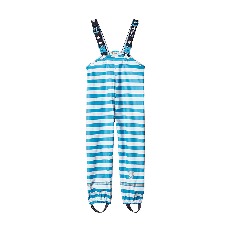 Marine 11 Azul Playshoes Raincoat Stars Chaqueta Impermeable 86 para Beb/és