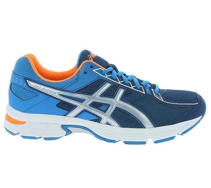 Trailrunning Asics Herren Laufschuhe Schuhe 4 Rapid Blau Gel