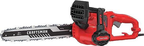 CRAFTSMAN Chainsaw, 8-Amp, 14-Inch CMECS614