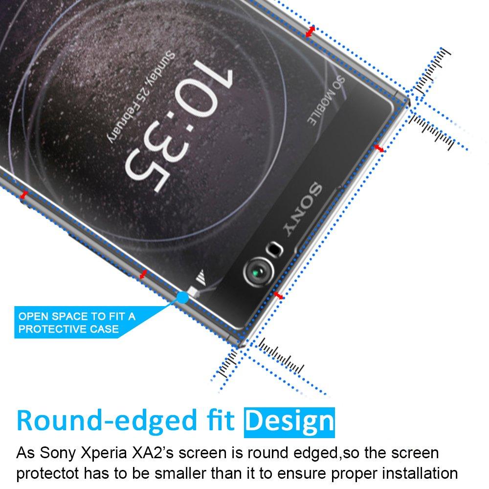 Ivoler Sony Xperia Xa2 Panzerglas Schutzfolie Elektronik S Circuit Diagram