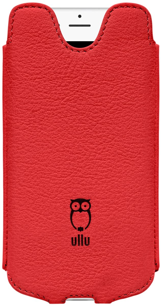 ullu Sleeve for iPhone 8 Plus/ 7 Plus - Bloody Hell Red UDUO7PPL10