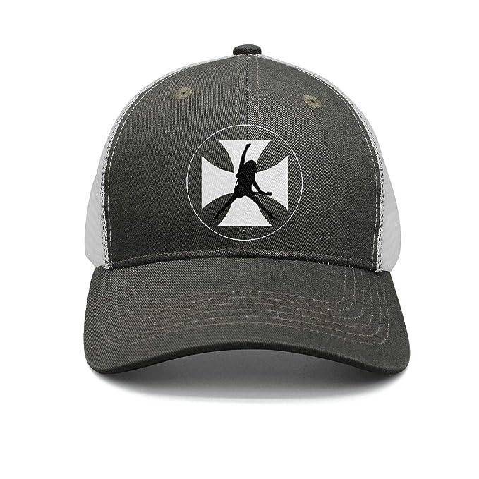 amazon com rock band logo adjustable baseball cap snapback dad hat 430f3886fcea