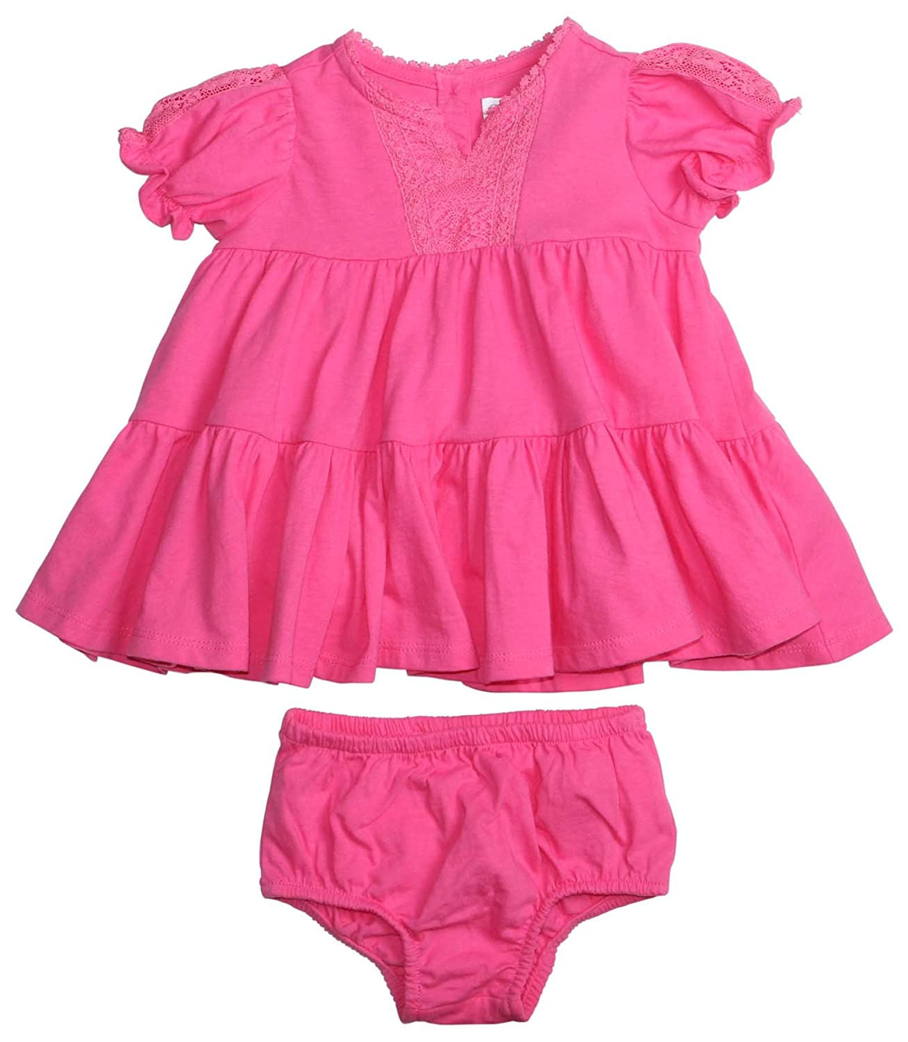 26a1c658b Top4: Polo Ralph Lauren Infant Girls' (0M-24M) 2 Piece Dress Set-Pink