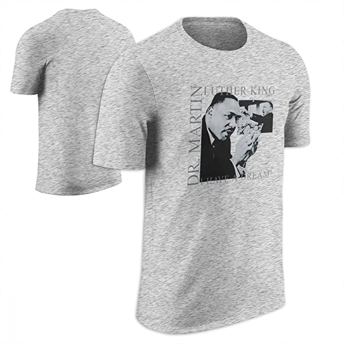 Amazon Com Ladies Martin Luther King I Have A Dream T Shirt Clothing