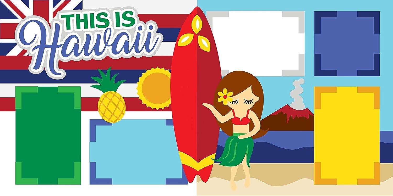 This is Hawaii Scrapbook Kit