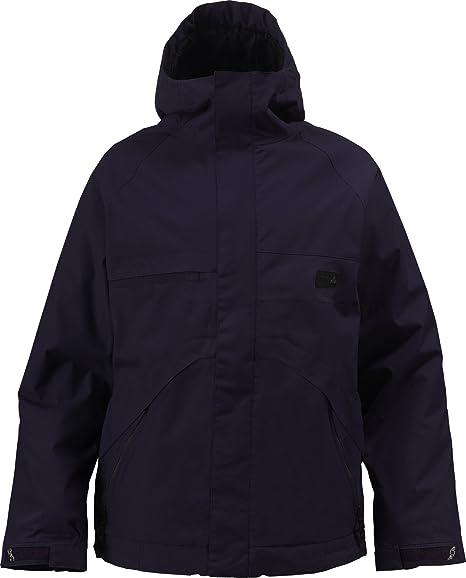 Burton 232420 - Chaqueta de esquí para hombre, color granate, talla M