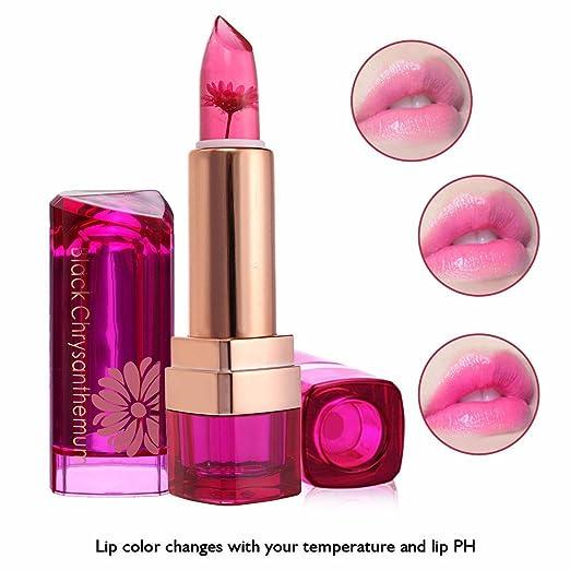 3 opinioni per CINEEN Tinta Labbra, Impermeabile colore del fiore traslucido che cambia