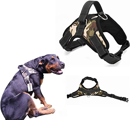 Pet Lovers Stuff Dog Harness Camo