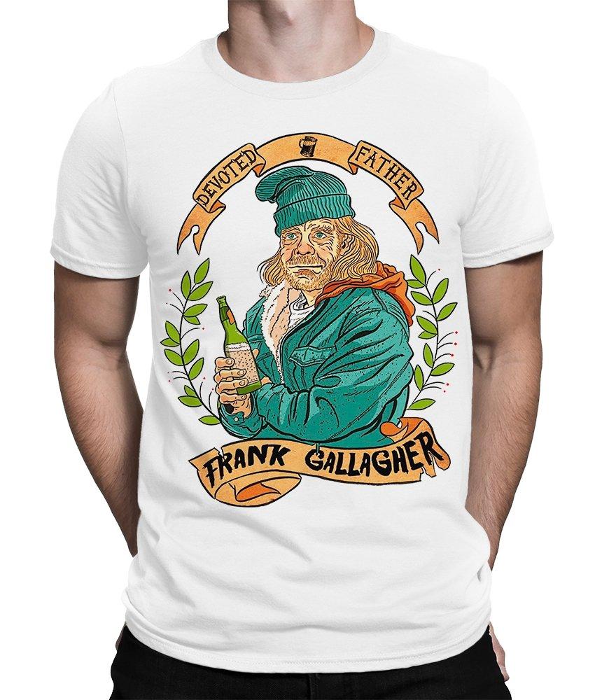 Shameless Frank Gallagher T Shirt Tv Series Tee S S