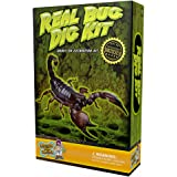 Real Insect Excavation Kit – Dig, Discover, and Collect 3 Real Bugs!