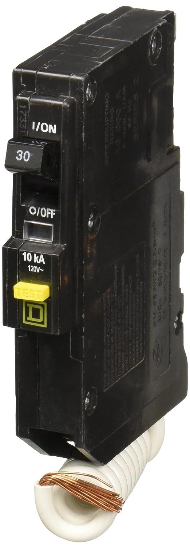 30a 120v Circuit Breaker - Circuit Diagram Symbols •
