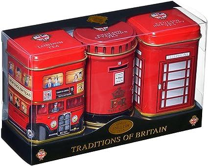 English tea gift set