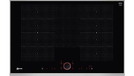 Neff T68TS61N0 Incasso A induzione Nero piano cottura: Amazon.it ...