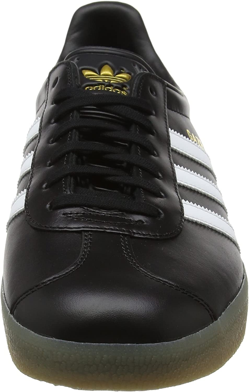 adidas Herren Gazelle Sneakers Schwarz Core Black