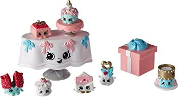 Shopkins Join the Party Theme Pack Wedding Party Collection