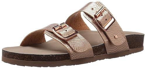 d41815e822b9 madden girl Women s Brando-p Flat Sandal  Amazon.ca  Shoes   Handbags