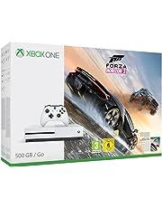 Xbox One S 500GB Konsole - Forza Horizon 3 Bundle