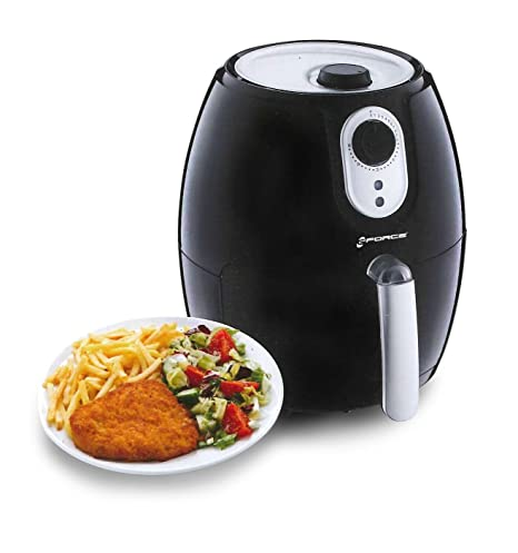 Amazon.com: GForce Electric Convection Air Fryer - 2.75 Quart- Healthy Oil Free Cooker/Oven with Temperature Control and Timer- Non Stick Fry ...