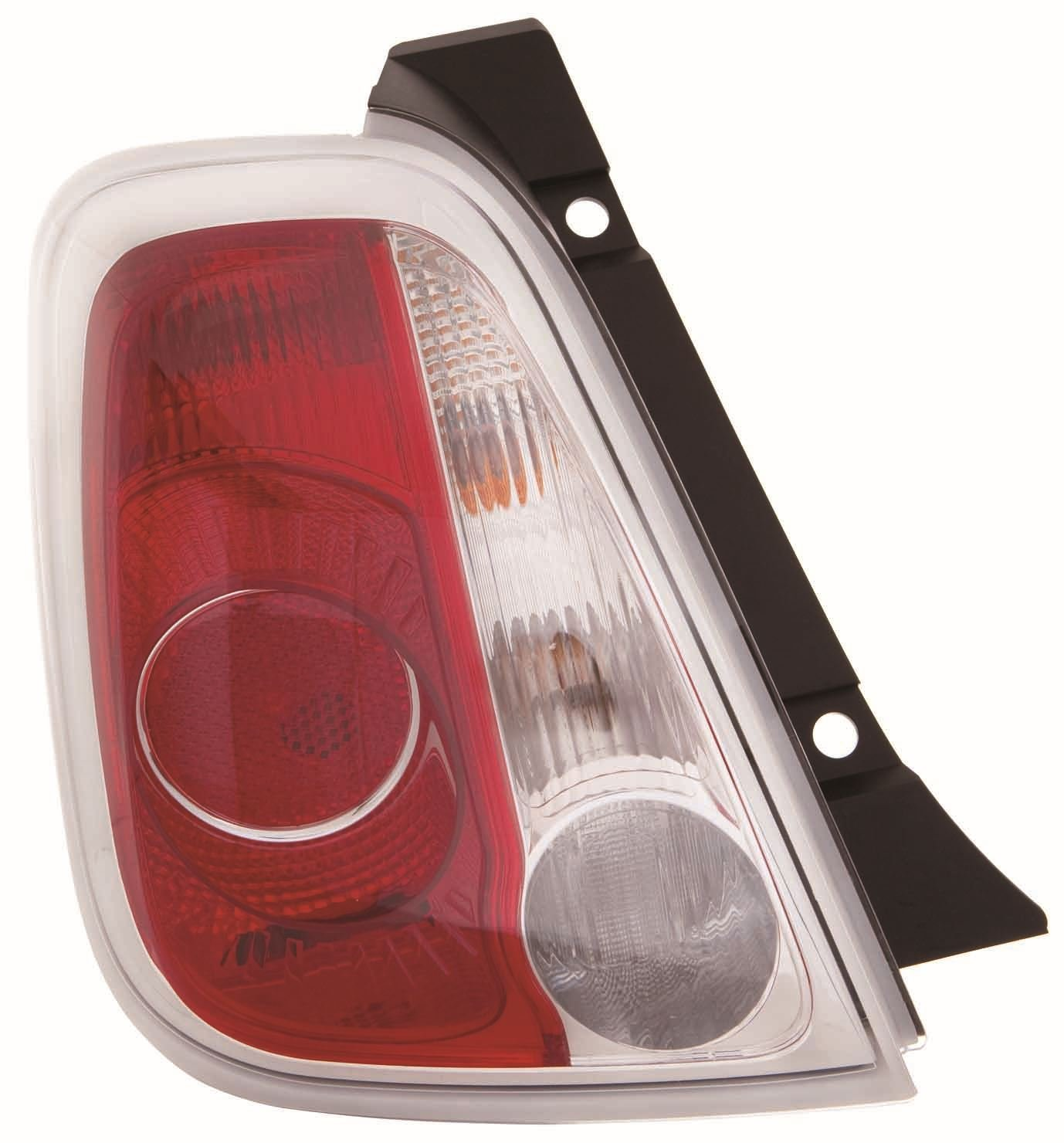 Fiat 500 2008-/> Door Mirror Electric Primed Pair Left /& Right