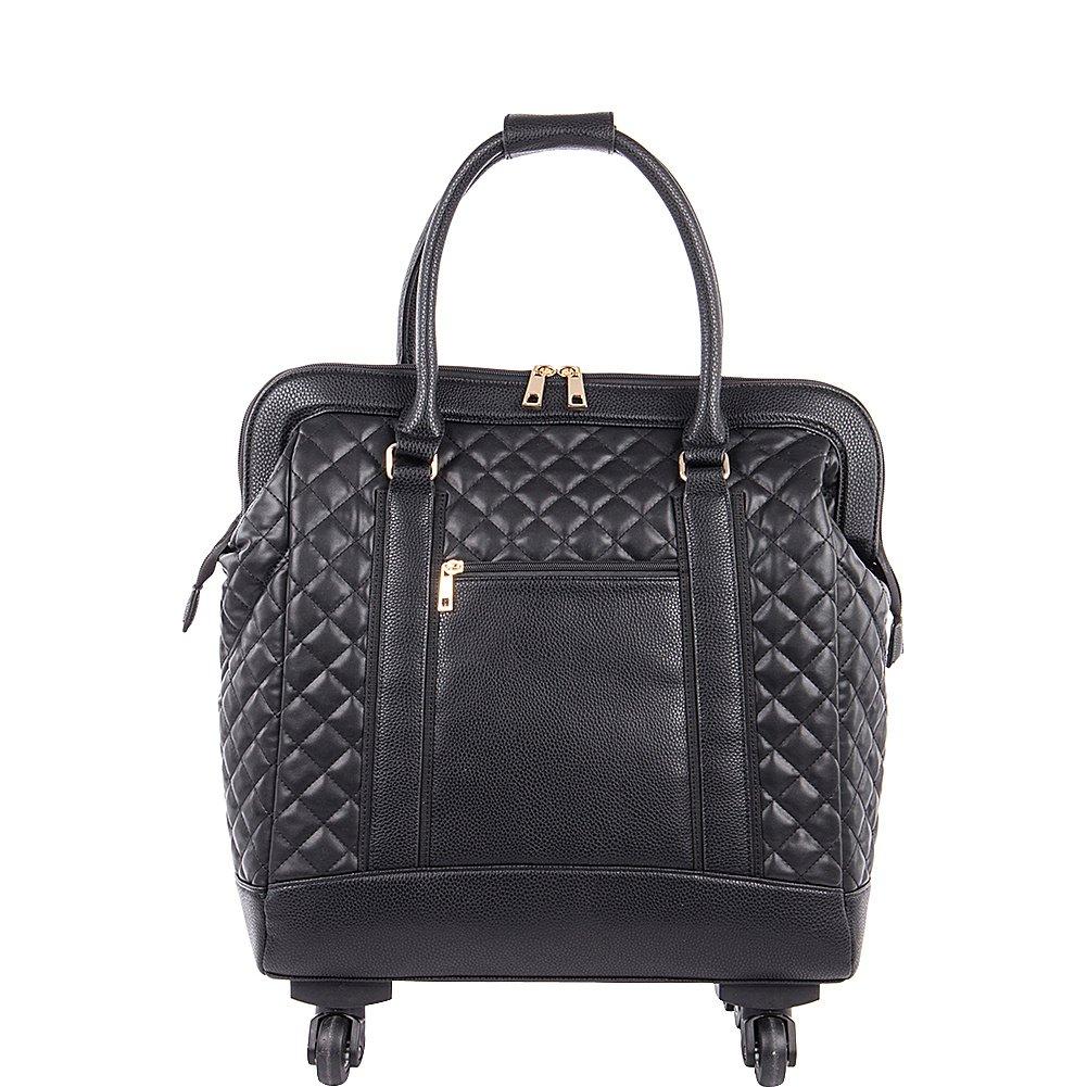 Bugatti Monica Ladies Wheeled Business Bag (Black)